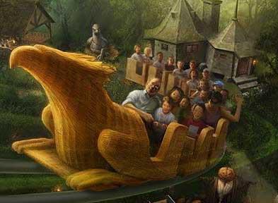 美将建哈利-波特主题公园