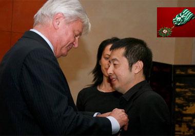 贾樟柯获法国军官勋章