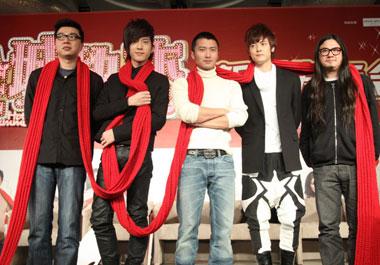 《全城热恋》上海首映