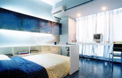 4,特色家具 适当使用事半功倍   卧室装修效果图:现在市面上推出了