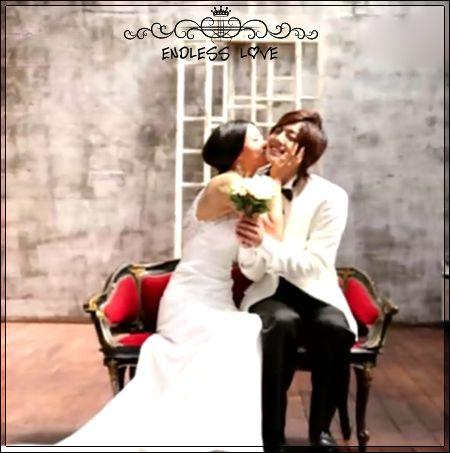 结婚了》人气夫妇接吻kiss浪漫瞬间……鬼泽夫妇鬼鬼和玉泽演 金贤重
