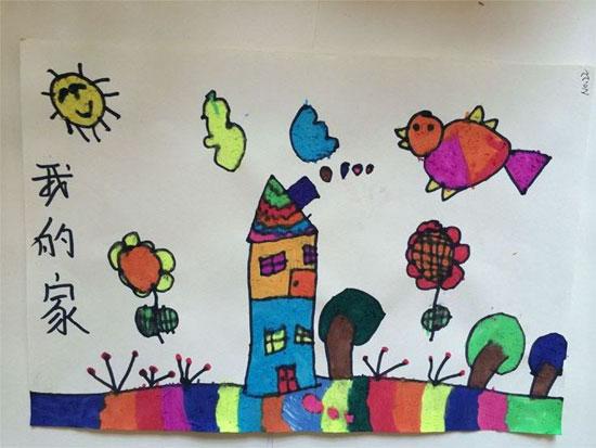 府杯 首届社区儿童绘画大赛启动