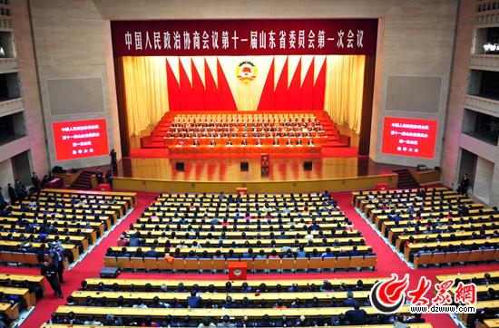 刘伟当选省政协主席 十一届一次会议闭幕