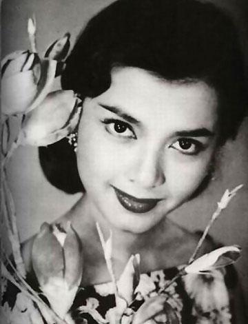 香港电影演员陈思思-史上最美的 秋香 走了 一代名伶陈思思图片