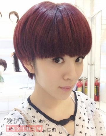 我爱男闺蜜可爱女孩方依依走红 王晓晨甜美发型秀
