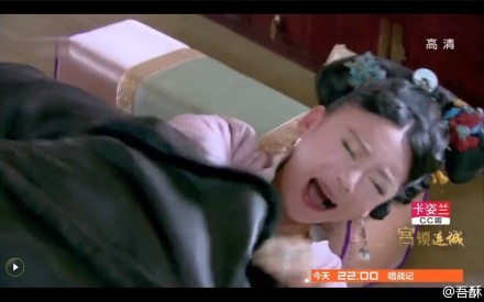强奸极品老师_袁姗姗饰演的连城在剧中被男二强暴,饰演男二的高云翔是极品帅哥,可是