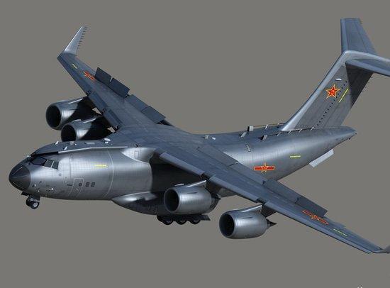 媒体称我国运20运输机 性能超俄罗斯伊尔76 - 高山松 - gaoshansong.good 的博客