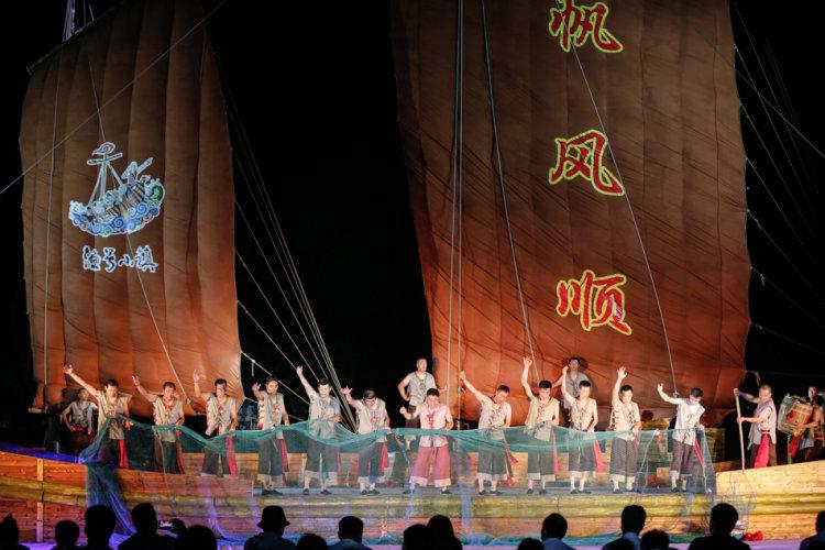 """图1 300多岁的""""长岛渔号""""――只有在长岛才能听到的海上歌谣.jpg"""