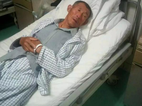爱心挽救东营66岁老人肺癌晚