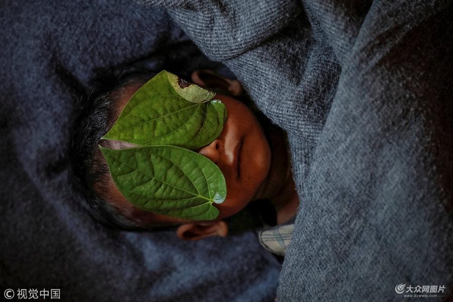 2018普利策专题摄影奖:罗兴亚难民危机