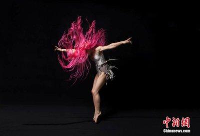 世界钢管舞冠军中国首开大师课