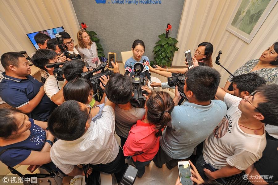 2018年5月30日,海南博鳌超级医院和睦家医疗中心,中国内地第一针九价宫颈癌疫苗疗中心完成接种,受到媒体关注。